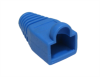 RJ45 Snagless Boot Blue x 2