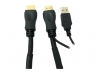 30M Long Amplified HDMI Cable With Inbuilt Booster