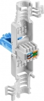 Toolless Ethernet Plug Cat6a