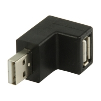 USB Right Angled Adapter 270 Degree
