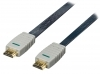 1m High Quality Flat HDMI Cable Bandridge Branded