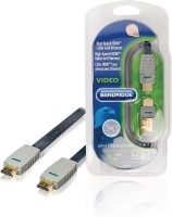 3M Bandridge Flat HDMI Cable High Speed With Ethernet