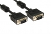 5M VGA Cable TRIPLE SHIELDED For Monitor / TV Fully 15 Pin Wired