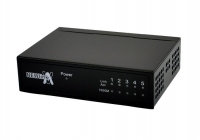 GIGABIT ETHERNET SWITCH HIGH SPEED CAT6 5 PORT
