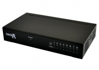 GIGABIT ETHERNET SWITCH HIGH SPEED CAT6 8 PORT