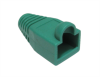 RJ45 Snagless Boot Green x 2
