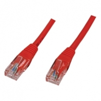 2M Red Cat5e Ethernet Network cable RJ45