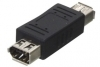 Firewire Coupler DV  6 pin female to 6 pin female
