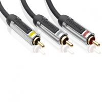 Profigold High Performance Audio Video Interconnect 2m