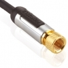 Profigold High Performance Digital F Connector 2m