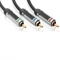 Profigold High Definition Component Video Cable 2m