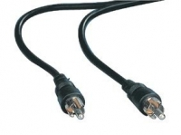 Subwoofer Cable Single RCA Phono cable 1.5m