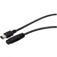 Firewire IEEE1394-B  (800) 9 pin to 6 pin cable 1.8M