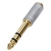 High Quality 6.3mm Plug To 3.5mm Socket Adaptor