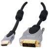 5M High Quality HDMI Male - DVI-D Male