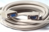 5M VGA MONITOR CABLE TRIPLE SHIELDED MALE TO FEMALE