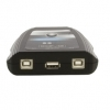 USB SHARING SWITCH 1 DEVICE FOR 2 PC'S