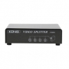 4 Way Monitor Signal Splitter