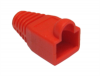 RJ45 Snagless Boot Red x 2