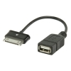 Samsung Tab 30 Pin To USB Female OTG Cable