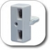 BT TELEPHONE SOCKET DOUBLER