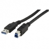 Super Speed USB3 A To B USB 3 Plug 1.8M