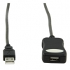 USB Active Repeater Extension Cable 15M High Speed USB2