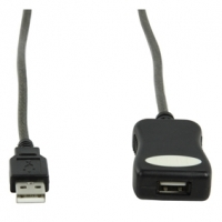 USB Active Repeater Extension Cable 25M High Speed USB2